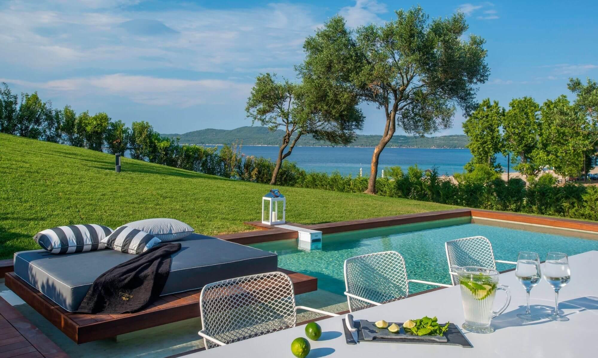 Hidden Gem in Greece – 4 Nights at Avaton Villas Resort, Halkidiki