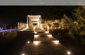 Praia Art Resort – Cool Coastal Boutique in Calabria, Italy | Black Platinum Gold