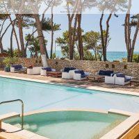 Praia Art Resort – Cool Coastal Boutique in Calabria, Italy   Black Platinum Gold