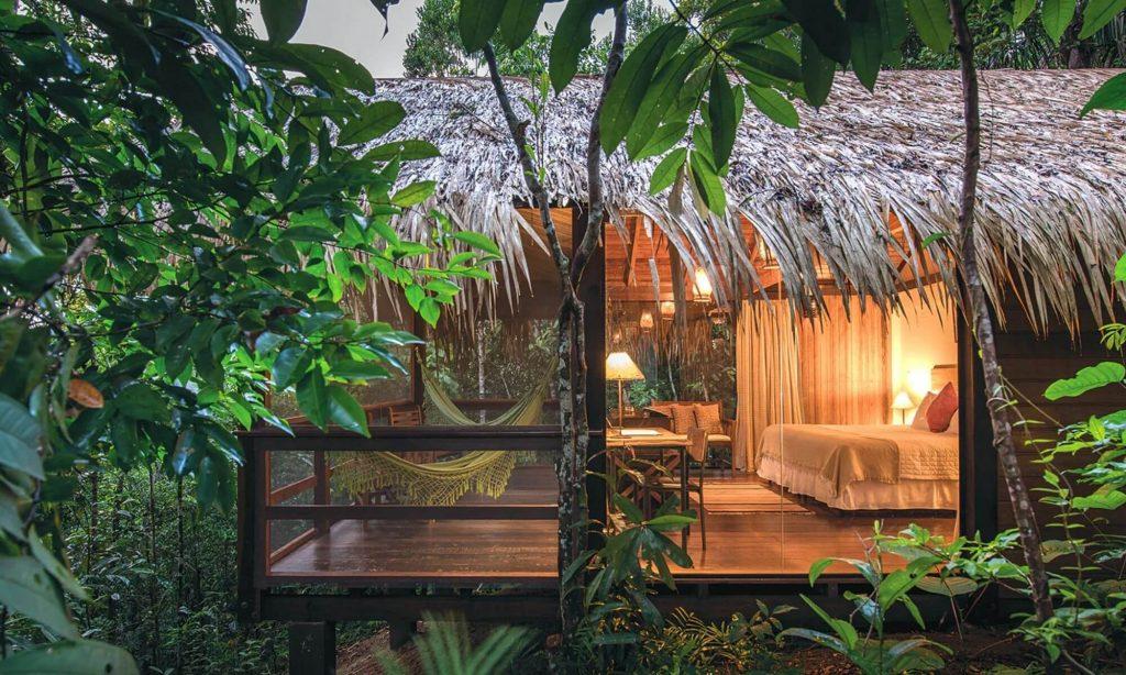 Anavilhanas Jungle Lodge, Manaus, Brazil