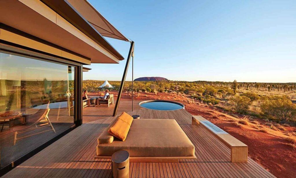 Longitude 131, Uluru-Kata Tjuta National Park, Australia