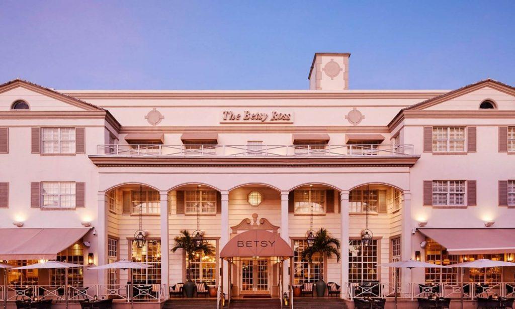 The Betsy Hotel – Miami Beach, Florida, USA