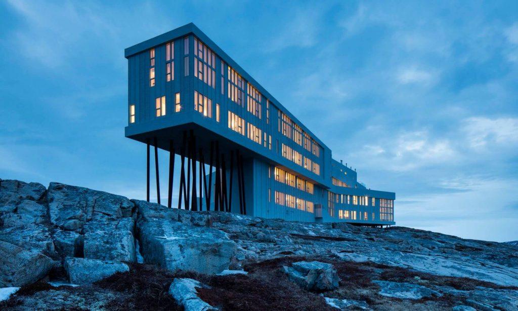 Fogo Island Inn – Canada