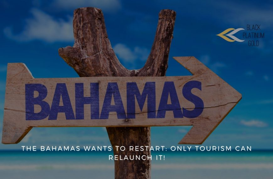 The Bahamas wants to restart: only tourism can relaunch it!
