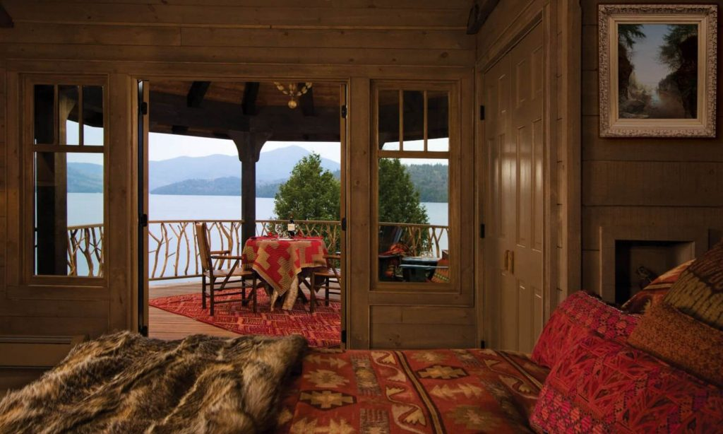 Lake Placid Lodge – New York, USA