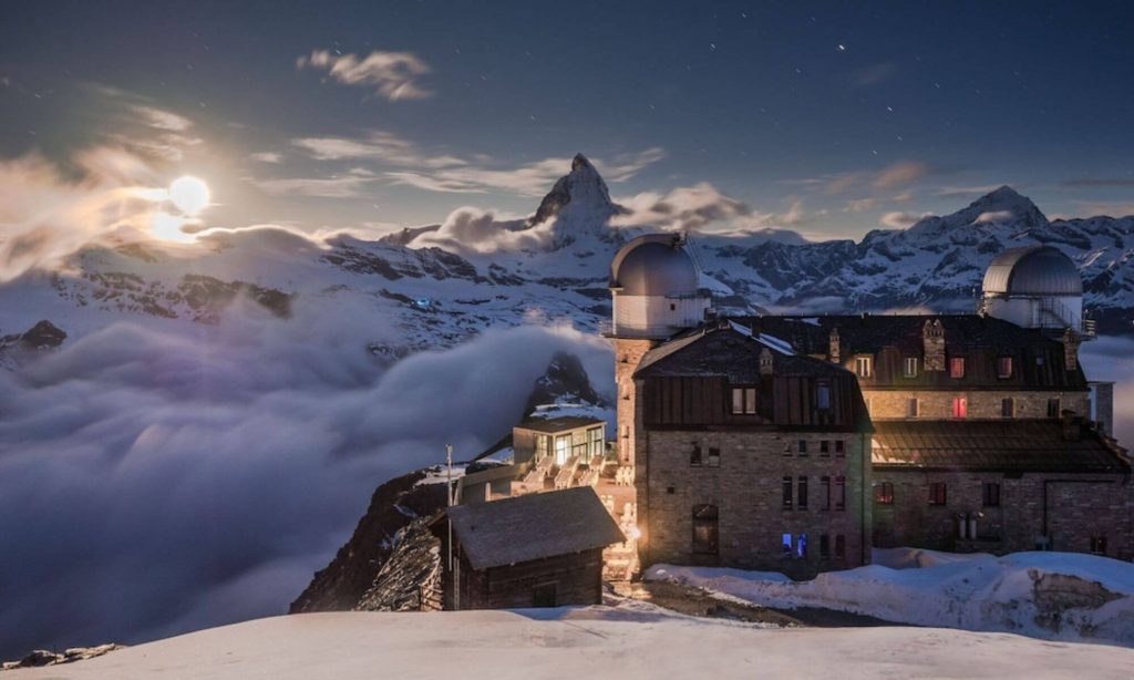 3100 Kulmhotel Gornergrat – Zermatt, Switzerland