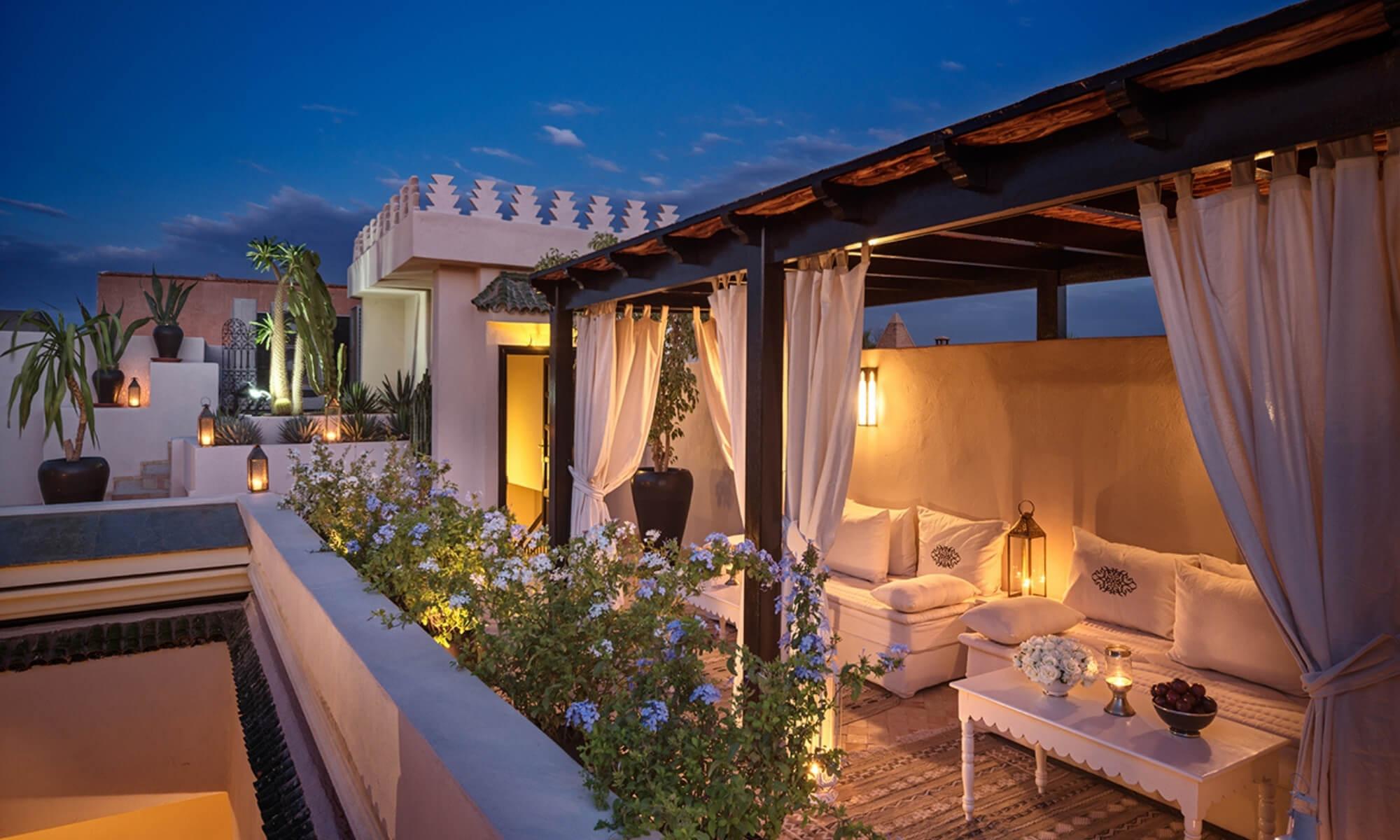 Privato: Marrakech, Morocco – 3 Nights at Riad Kheirredine, Suite