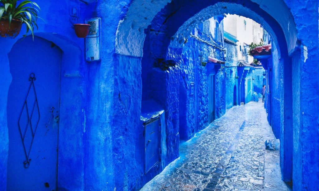 The Truth Behind Chefchaouen, Morocco's Blue City