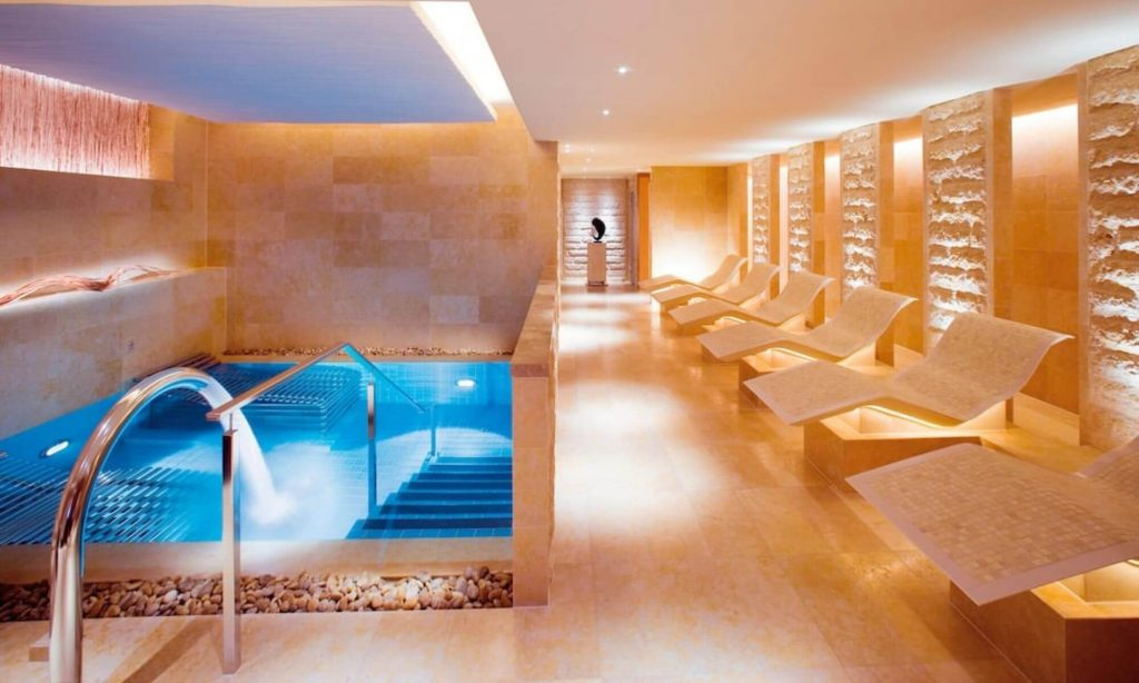 The Mandarin Spa