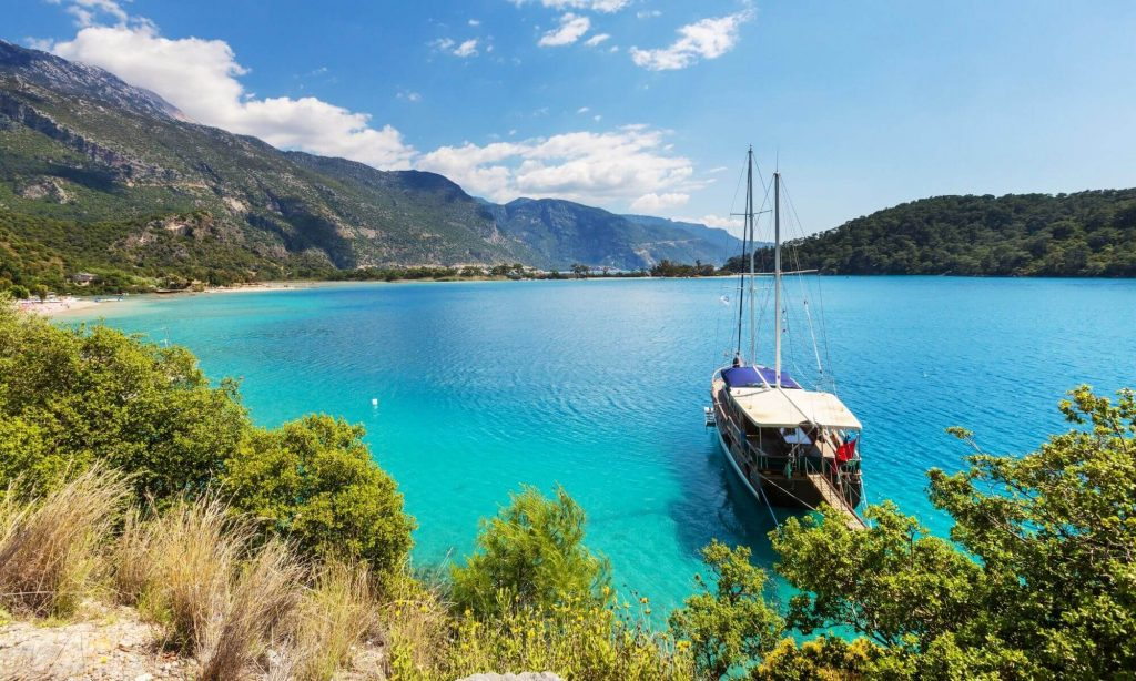 Lycian Coast, Turkey