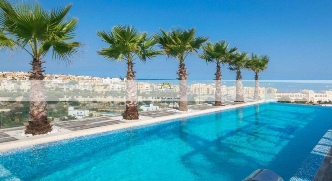 H Hotel – Cutting-Edge Approach in St George's Bay, Malta