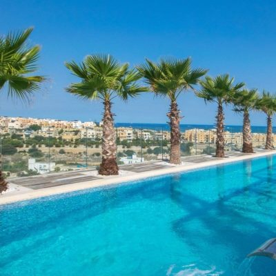 Malta, St George's Bay – 2 Nights at H Hotel Penthouse Suite