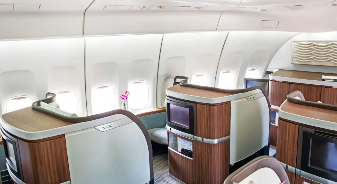 Top 5 Airlines for a Luxurious Travel Experience