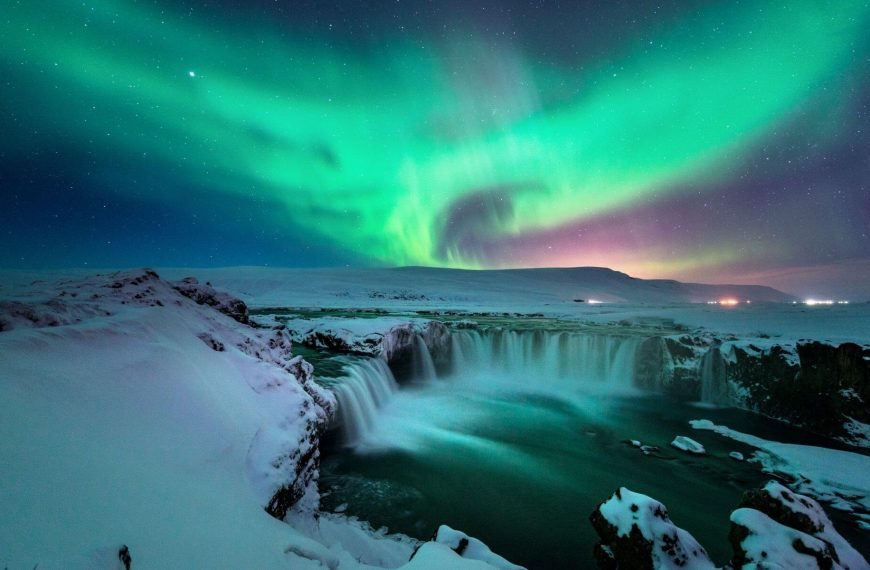 Iceland: Travel to the Land of Fire & Ice