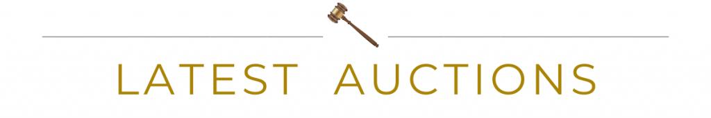latest auctions