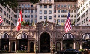 Four Seasons Beverly Wilshire –
