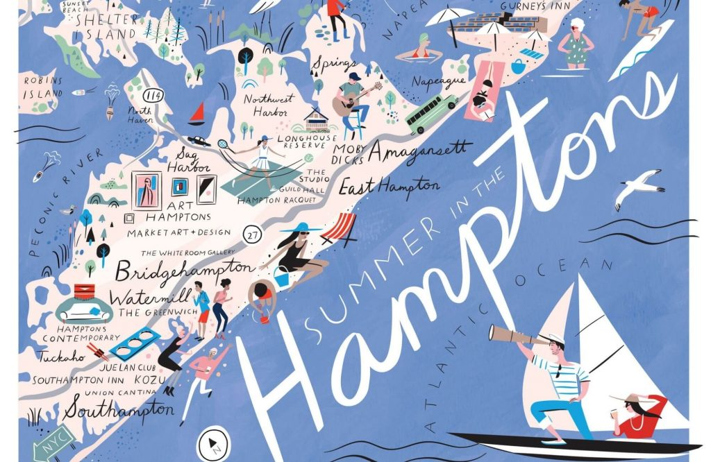 A Weekend in the Hamptons: 11 Fantastic Things to Do    Black Platinum Gold