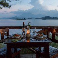 Uganda Epic Luxury Wildlife Safari Adventure - Black Platinum Gold