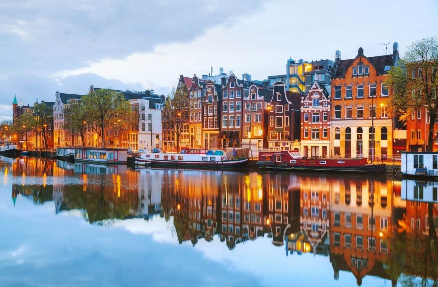 10 Must-See Places In Amsterdam