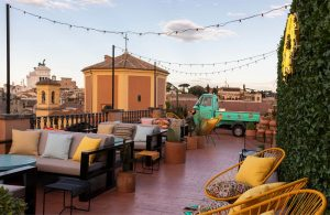Chapter Roma – An Architectural Landmark in Rome, Italy | Black Platinum Gold