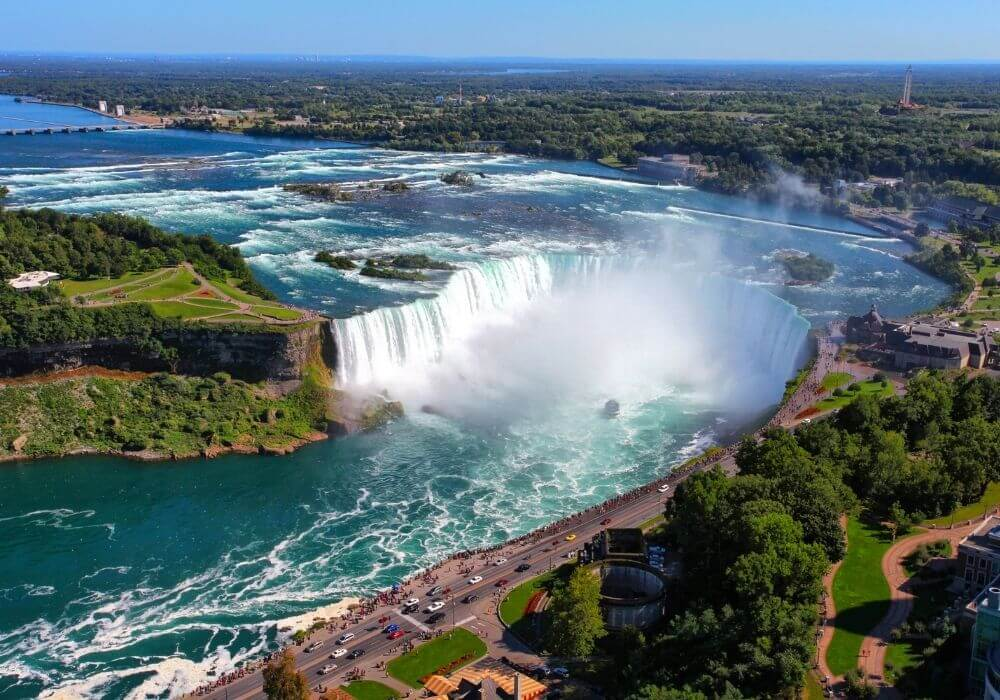 The Top 10 Most Spectacular Waterfalls in the World