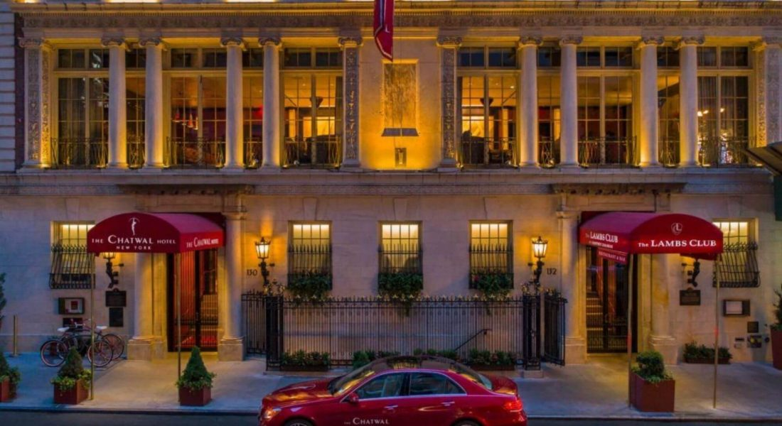 Luxury Hotels on the World's Top 4 Iconic Avenues and Boulevards