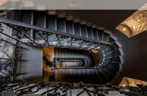 Chapter Roma – An Architectural Landmark in Rome, Italy   Black Platinum Gold