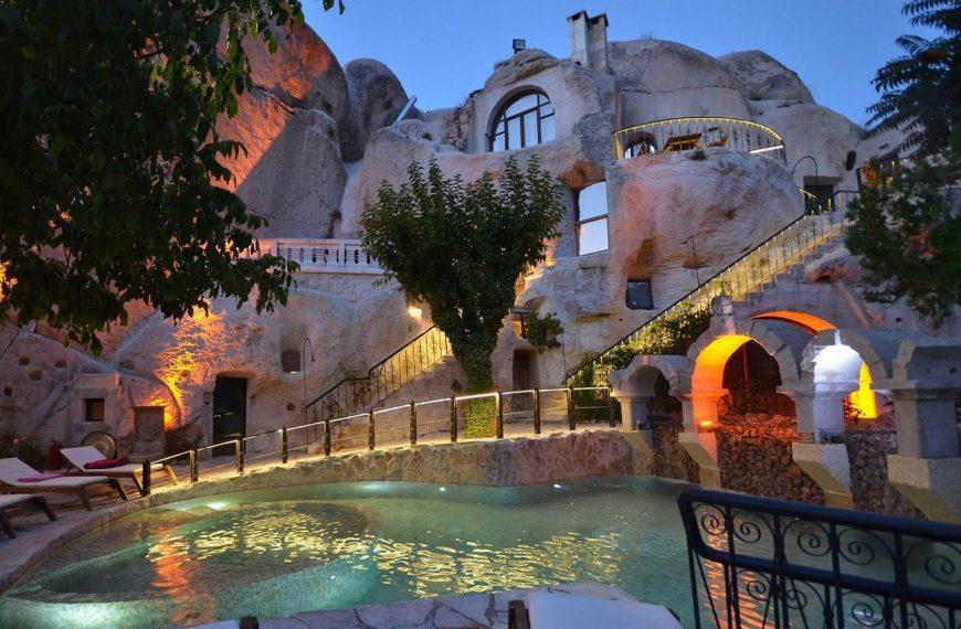 Top 14 Most Amazing Cave Hotels in The World