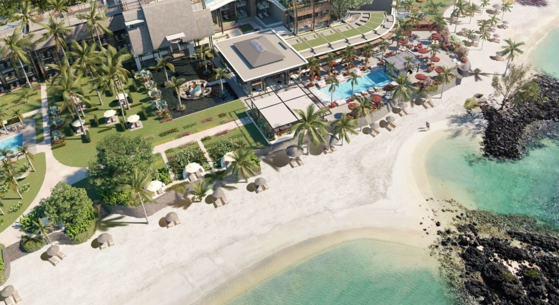 LUX* Grand Baie Resort & Residences – A Modernist Marvel in Mauritius
