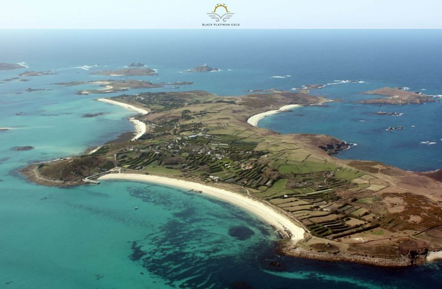 Isles of Scilly: The Exotic Archipelago Off the Coast of England