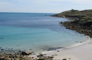 Isles of Scilly: The Exotic Archipelago Off the Coast of England   Black Platinum Gold