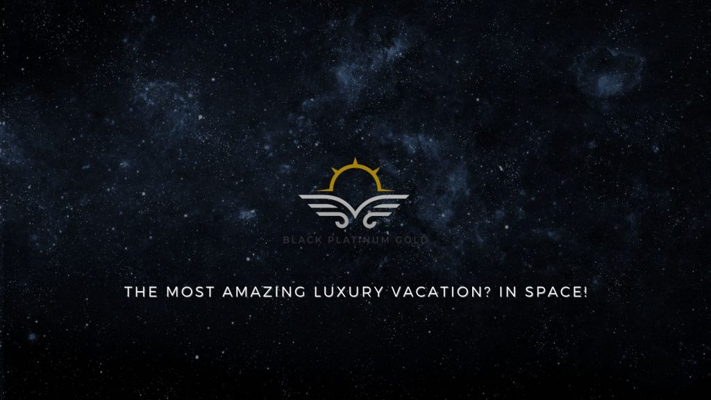 The most amazing luxury vacation In space!(1)