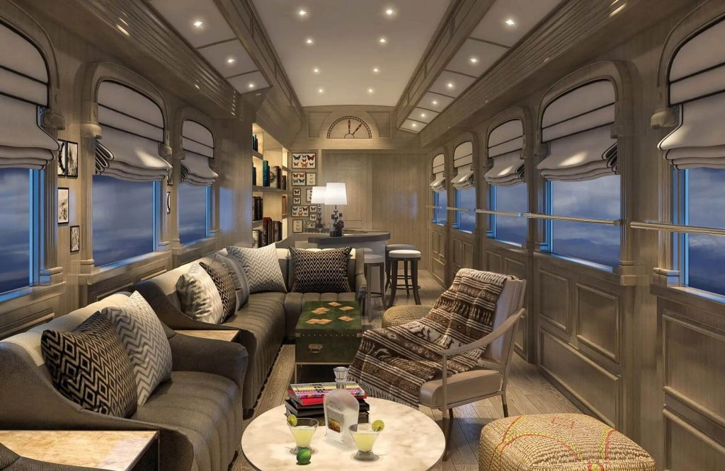 The 7 Best Luxury Train Travel In The US That You Should Splurge On | Black Platinum Gold