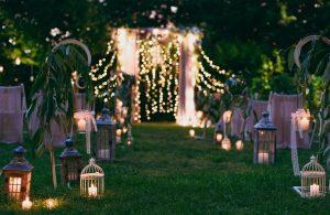 Latest Trends For Wedding Planning & Receptions   Black Platinum Gold