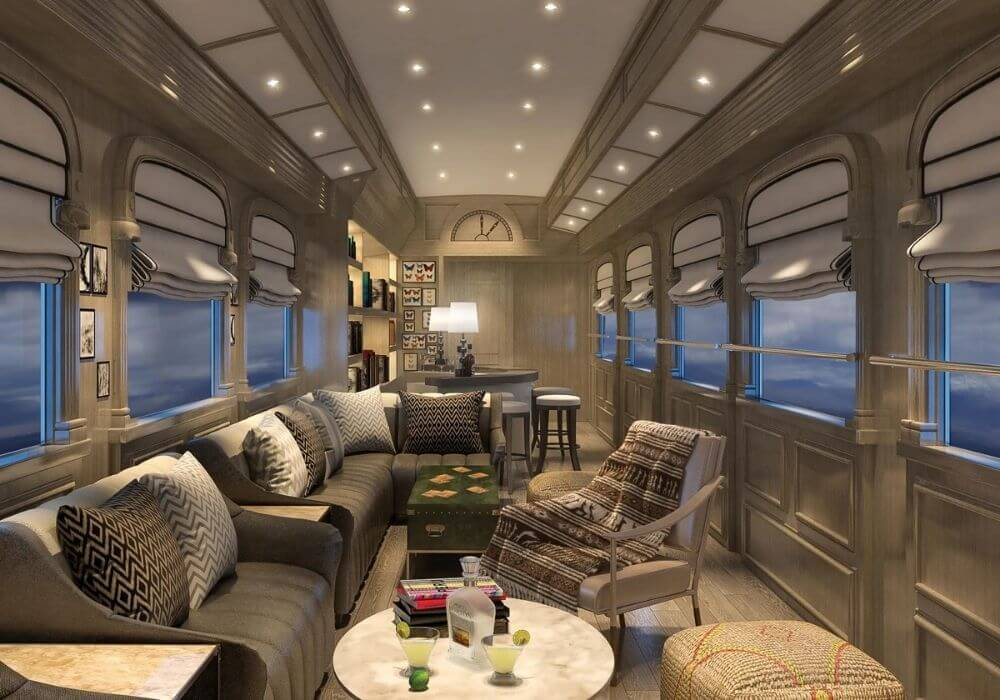 The 7 Best Luxury Train Travel In The US That You Should Splurge On