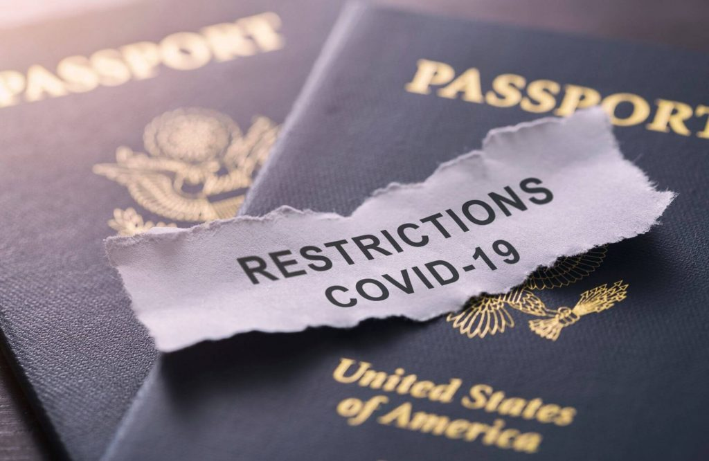 Latest Travel Restrictions In Europe & The US