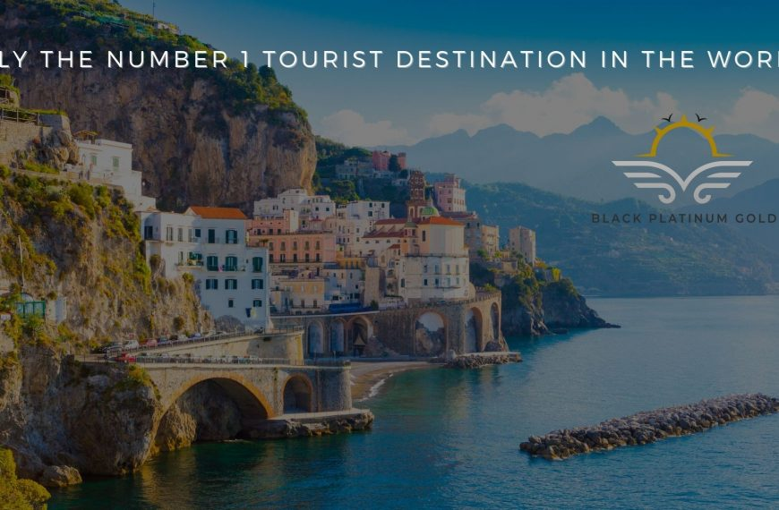 Italy: The World's Most Sought-After Tourist Destination