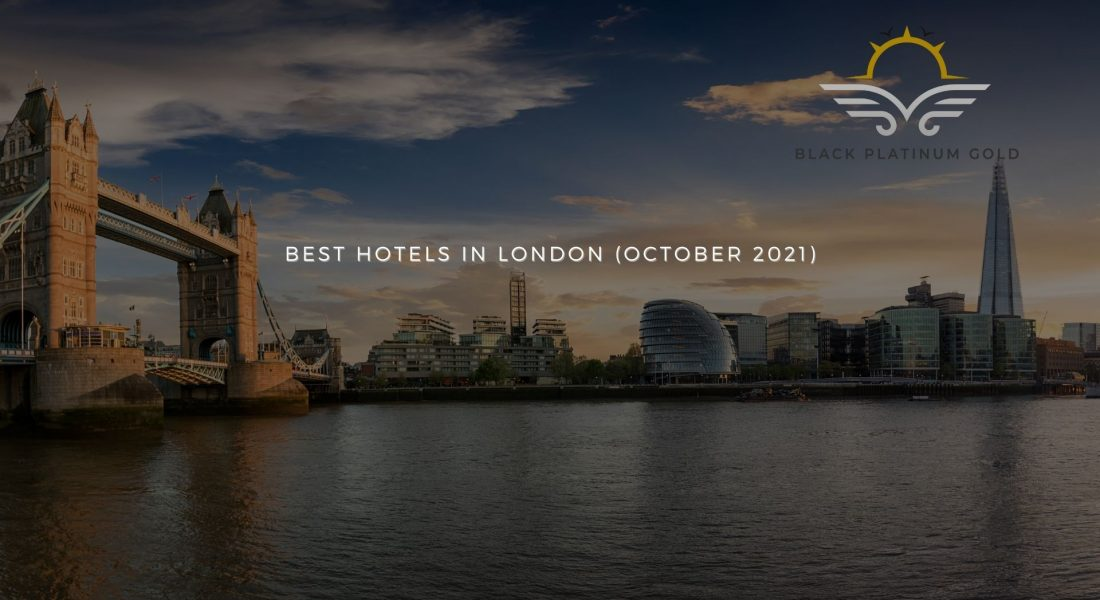 The Most Charming Hotels in London