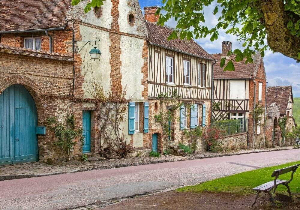 Here's Why The Most Beautiful Villages In France Are So Famous
