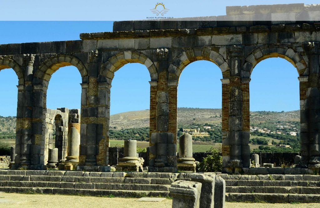 Top 10 Most Amazing Ruins & Archaeological Sites In The World  | Black Platinum Gold